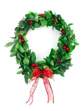 Festive Season: Warmest Welcome Festive Wreath