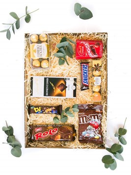 Snack & Gift Hampers: Chocolate Lover's Indulgence